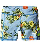 Puma Kids - Paradise Biker Shorts (Little Kids)