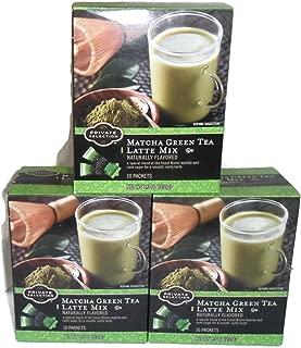 Private Selection Matcha Green Tea Latte Mix..10 packets per box