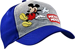 Mickey mouse baseball Caps for boys age 2-4.
