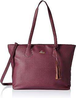 Lavie Leila Women's Tote Bag (Purple) (Numbers 1)