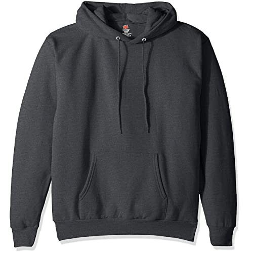 2ba142cddf3 Hanes Men's Pullover EcoSmart Fleece Hooded Sweatshirt
