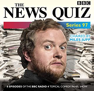 The News Quiz: Series 97: The topical BBC Radio 4 comedy panel show