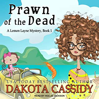 Prawn of the Dead: Lemon Layne Mystery Series, Book 1