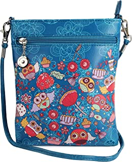 Instabuyz cross body sling bag for women and girls for college, office & casual use traveller sling bags