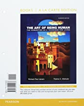 Art of Being Human, The, Books a la Carte Edition Plus NEW MyLab Arts -- Access Card Package (11th Edition)