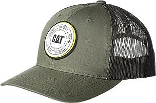 Caterpillar Men's Circle Patch Cap