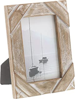"""Barnyard Designs Rustic Farmhouse Distressed Picture Frame 4"""" x 6"""