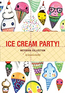 Ice Cream Party! Notebook Collection