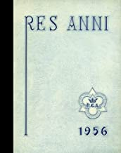 (Reprint) 1956 Yearbook: Holy Child Academy, Portland, Oregon