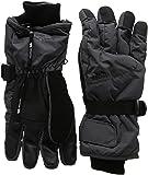 Trespass Ergon II, Carbon, XS, Warme Gepolsterte Wasserdichte Handschuhe für Da