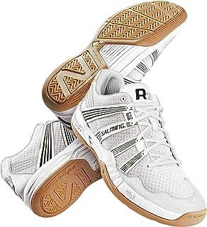 Salming Race R2 3.0 White Squash Shoes