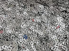 Pop Tabs Direct 10000+ Pop Tabs in Bulk Soda Can Tops - Great for Charity & Crafts!