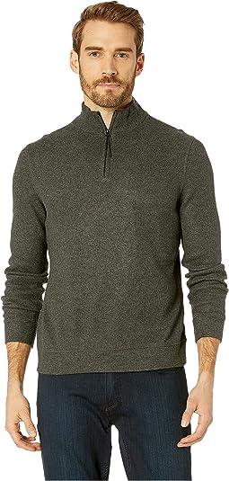 Comfort Knit Sweatshirt 1/4 Zip