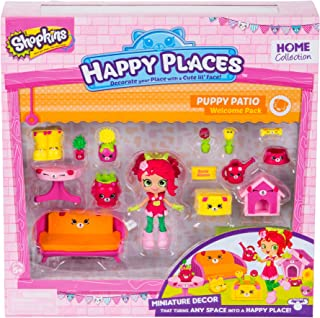 Shopkins Happy Places Season 2 Welcome Pack Puppy Patio