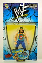 WWF / WWF - 1998 - Slammers 2 - Dude Love Action Figure - Jaw Breaker Action - Rare - Limited Edition - Mint - Collectible