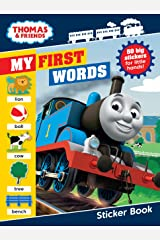 Thomas & Friends: My First Words Sticker Book Paperback