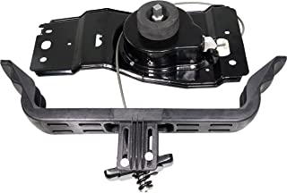 APDTY 140157 Spare Tire Winch Hoist Holder Carrier Cable & Bracket Assembly Fits 2009-2016 Chrysler Town & Country 2010-2018 Dodge Grand Caravan 2012-2015 RAM C/V Cargo Van (Replaces 5109667AG)