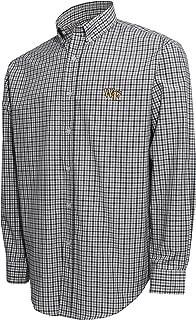 تي شيرت رجالي Crable Mens Ncaa Camus Specialties Ls Small Check Shirt Ncaa Men's Campus Specialties Ls Small Check Shirt M...