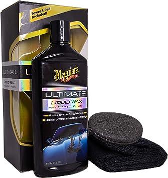 Meguiar's G18216 Ultimate Liquid Wax, 16 Fluid Ounces: image