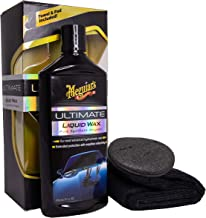MEGUIAR`S G18216 Ultimate Liquid Wax, 16 Fluid Ounces