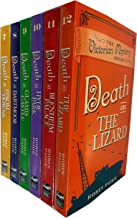 Robin paige victorian mysteries series (7-12) 6 books collection set