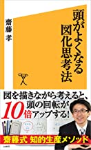表紙: 頭がよくなる図化思考法 (SB新書) | 齋藤 孝