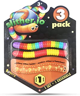 Slither.io 505 Bendable Playset