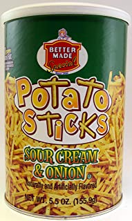 Best better made potato sticks Reviews