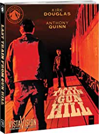 Classic Western LAST TRAIN FROM GUN HILL debuts on Blu-ray for the First Time June 15th from Paramount