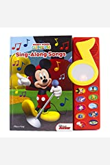 Disney Mickey Mouse Clubhouse: Sing-Along Songs (Play-A-Song) Board book