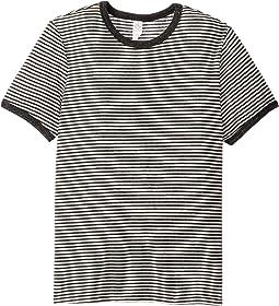 Eco Black Classic Stripe