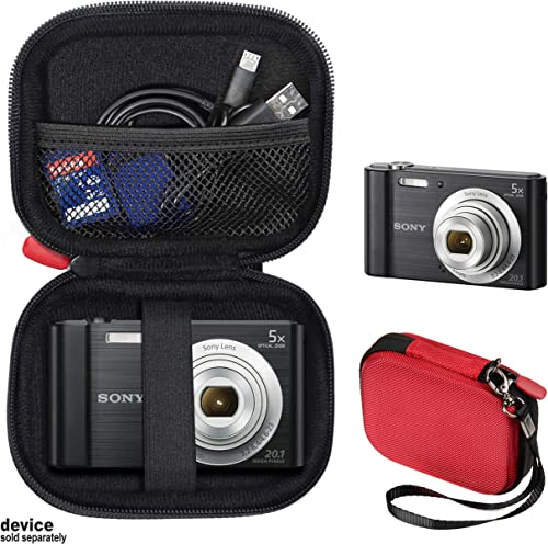 lowest WGear Digital 2021 Camera Case for Canon PowerShot ELPH180, ELPH 190, ELPH lowest 350 HS, ELPH 310 HS, ELPH 360; Sony W800/S, DSCW830; AbergBest 21 Mega Pixels; Kodak FZ43, FZ53-BL; Nikon COOLPIX L32, Lecran online