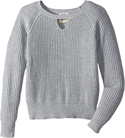People's Project LA Kids - Braxten Knit Sweater (Big Kids)