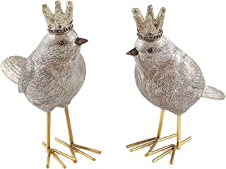 Best bird with crown figurine Reviews