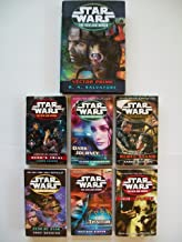 Star Wars The New Jedi Order (7 Mixed Set) Vector Prime ~to~ Refugee