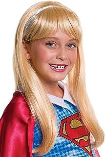 Rubie's Costume Co - Kids Supergirl Wig