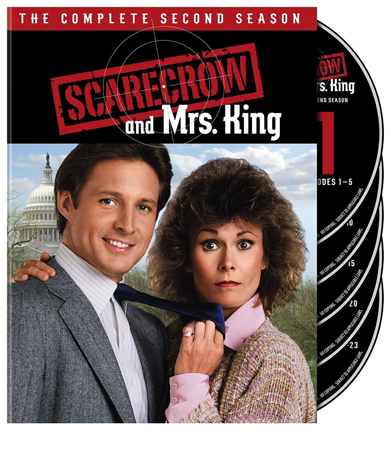 Scarecrow and Mrs. 5 popular quality assurance King:S2 DVD