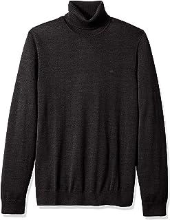 Calvin Klein Men's The Extra Fine Merino Turtleneck Sweater