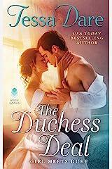 The Duchess Deal: Girl Meets Duke Kindle Edition