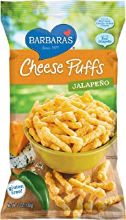 herr's jalapeno cheese puffs