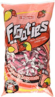 Strawberry Lemonade Frooties Tootsie Roll wrapped chewy candy 38.8 oz