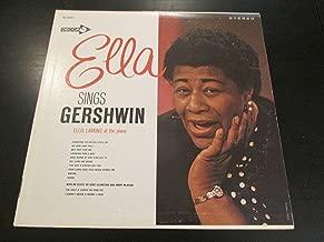 Best ella sings gershwin vinyl Reviews