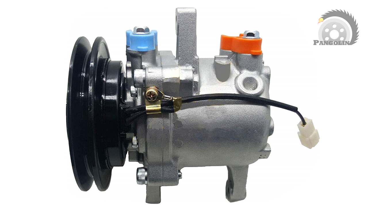 A//C Compressor-C171 Compressor Assembly UAC CO 0011C