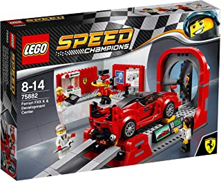 Speed Champions - Ferrari FXX K & Development Center