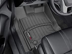 WeatherTech Custom Fit FloorLiner for Ford Ranger - 1st Row (Black)