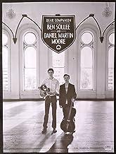 "Ben Sollee and Daniel Martin Moore - Dear Companion - Advertising Poster 18""x24"""