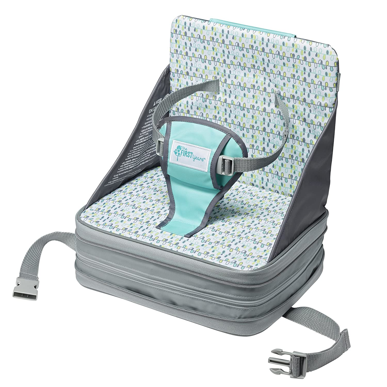 The First Years On-The-Go Booster Seat : Chair Booster Seats : Baby