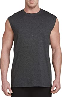Big and Tall PlayDry Sleeveless Tech Top