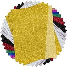 Best glitter htv color chart Reviews