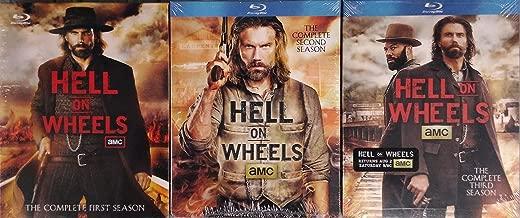 Best hell on wheels season 2 blu ray Reviews